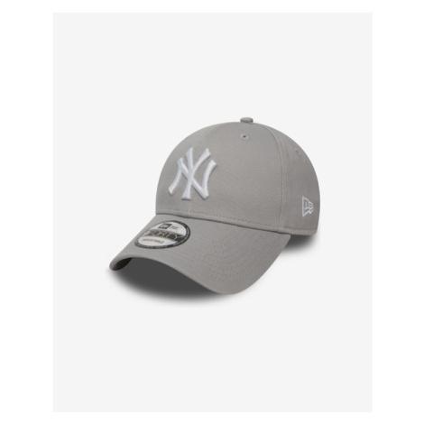 New Era New York Yankees MLB League Basic 9Forty Šiltovka Šedá