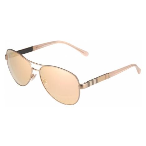 BURBERRY Slnečné okuliare  rosé