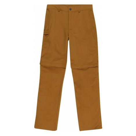 VAUDE Outdoorové nohavice  hnedá