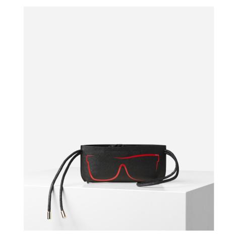 Obal Na Slnečné Okuliare Karl Lagerfeld K/Ikonik Sunglasses Case