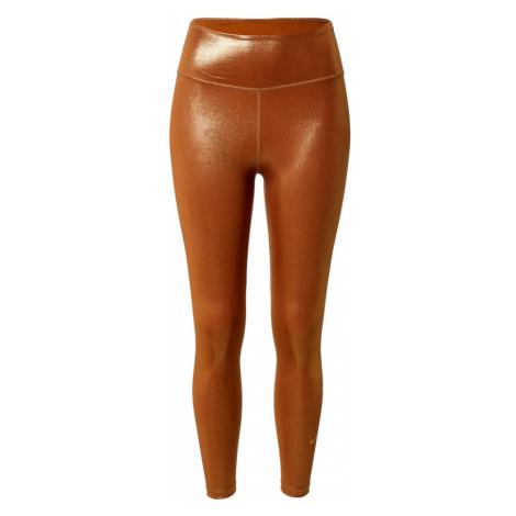 NIKE Športové nohavice 'One Clash'  zlatá