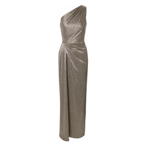 Lauren Ralph Lauren Večerné šaty 'MANIANN'  bronzová