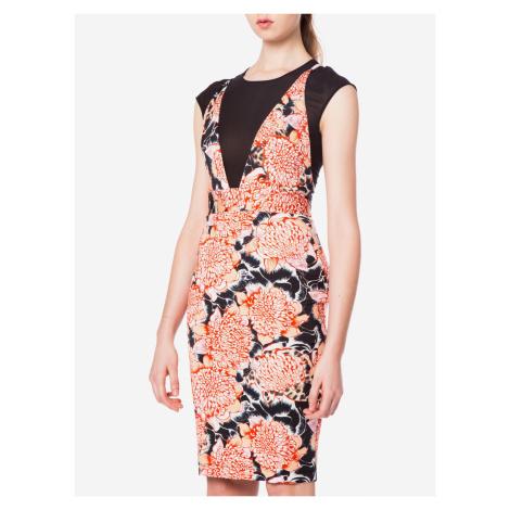 Šaty Just Cavalli Čierna
