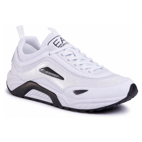 Sneakersy EA7 EMPORIO ARMANI - X8X061 XK141 00001 White