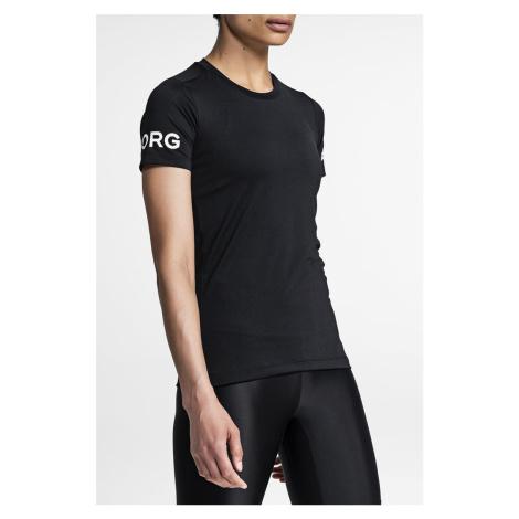 Čierne tričko Tee Carla Bjorn Borg