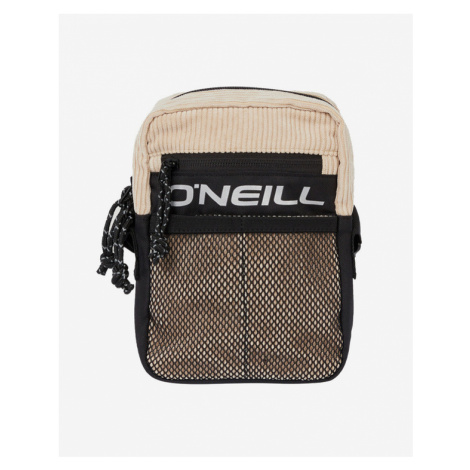 O'Neill Cross body bag Šedá Béžová