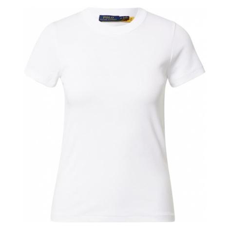 POLO RALPH LAUREN Tričko  biela