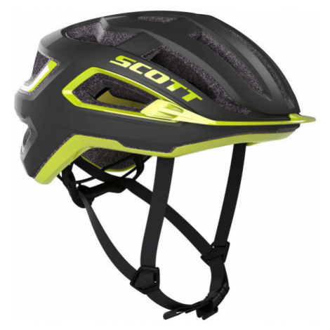 Scott ARX PLUS žltá - Cyklistická prilba