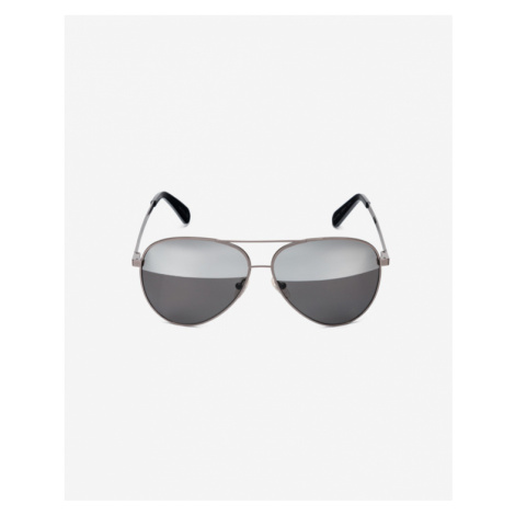 Philipp Plein Free Small Slnečné okuliare Čierna Strieborná