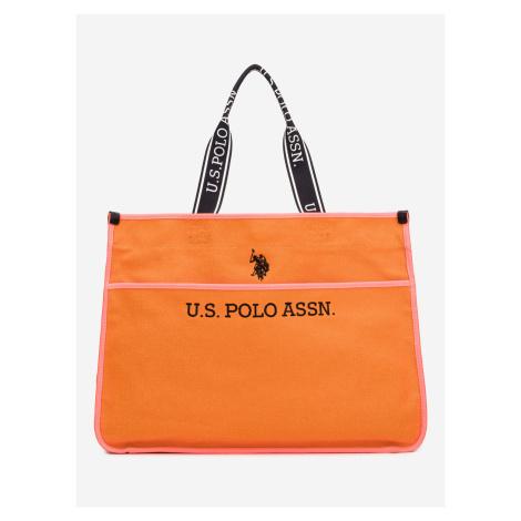 Halifax Taška U.S. Polo Assn Oranžová