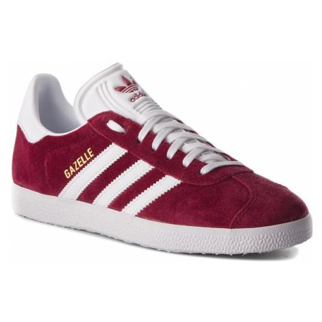 Topánky adidas - Gazelle B41645 Cburgu/Ftwwht/Ftwwht