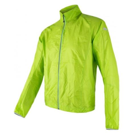 Sensor PARACHUTE zelená - Pánska športová bunda