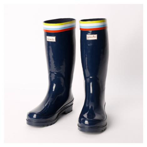 Blancheporte Gumové topánky nám.modrá