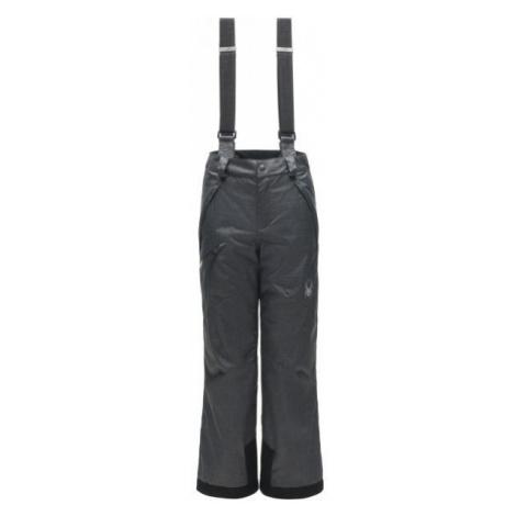 Spyder PROPULSION PANT sivá - Chlapčenské lyžiarske nohavice
