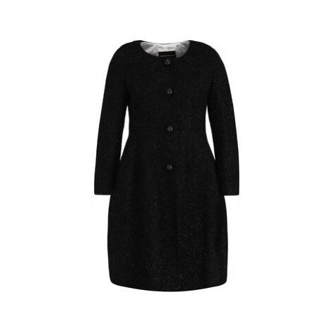 Emporio Armani Prechodný kabát 4NL07T 4M600 099 Čierna Regular Fit