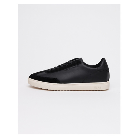 Clae Deane BLACK WATER REPELLENT LEATHER