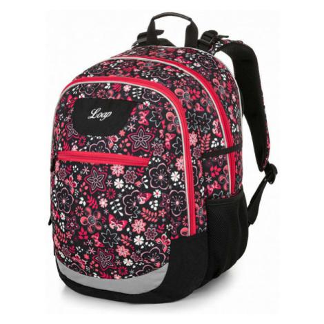 Loap ELLIPSE červená - Školský batoh