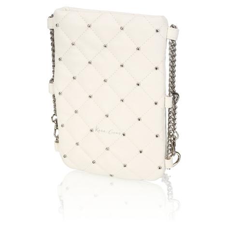 Kate Gray malá taška biela