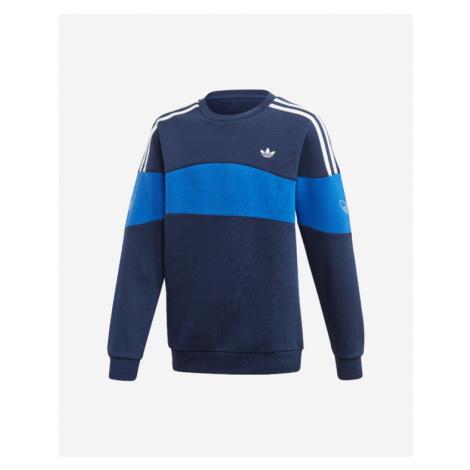 adidas Originals Bandrix Mikina detská Modrá
