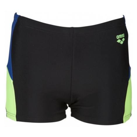 Arena B REN SHORT čierna - Chlapčenské plavecké šortky