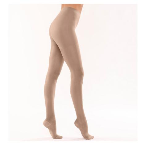 Blancheporte Pančuchové nohavice, 140 DEN, sada 2 ks svetlo béžová