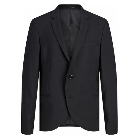 Jack & Jones Junior Prechodná bunda  čierna