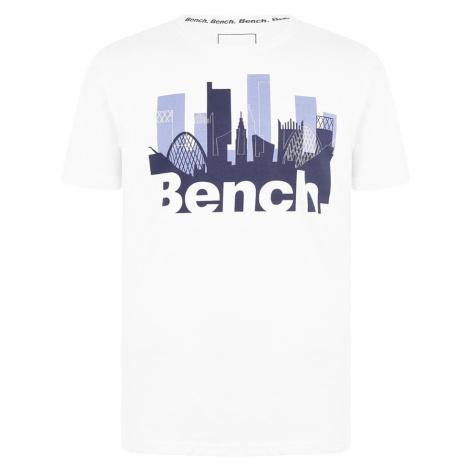 Pánske voĺnočasové tričko Bench