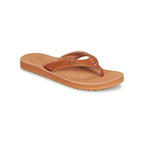Cool shoe COASTAL Hnedá