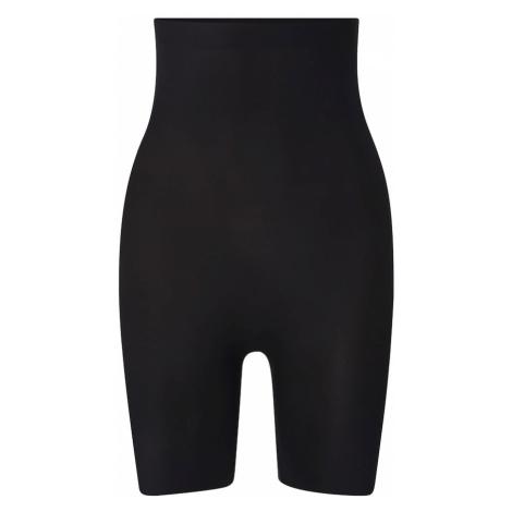 MAGIC Bodyfashion Formujúce nohavice 'Maxi Sexy Hi-Bermuda'  čierna