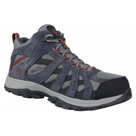 Columbia CANYON POINT MID WP - Pánska outdoorová obuv
