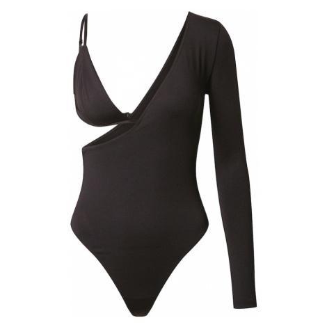 OW Intimates Jednodielne plavky 'SAGE'  čierna