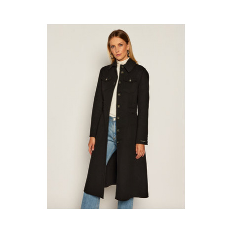 Sportmax Code Prechodný kabát Canneti 70160106 Čierna Regular Fit