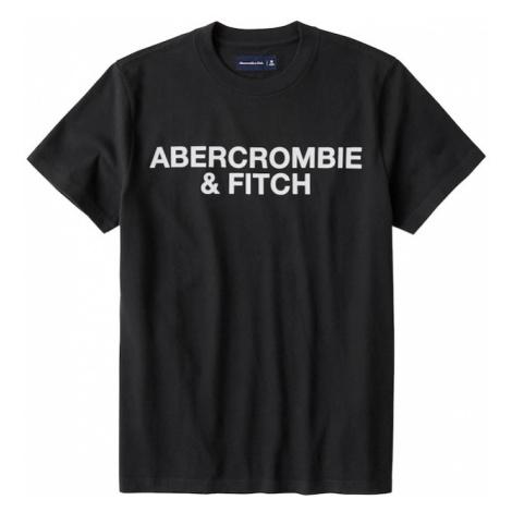 Abercrombie & Fitch Tričko 'SS HW TEE ASIA EXCLUSIVE'  čierna
