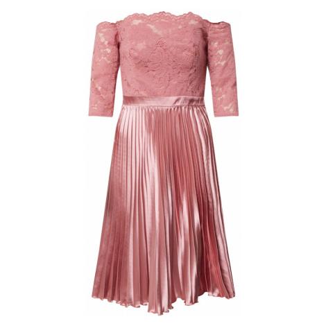 Chi Chi London Kokteilové šaty 'Maz'  ružová