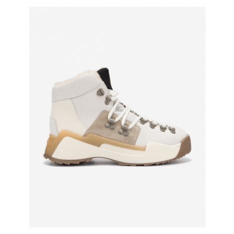 Napapijri Blanche Členkové topánky Biela Béžová