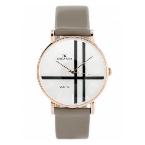 Trendové dámske hodinky Jordan Kerr W1136AGX-E