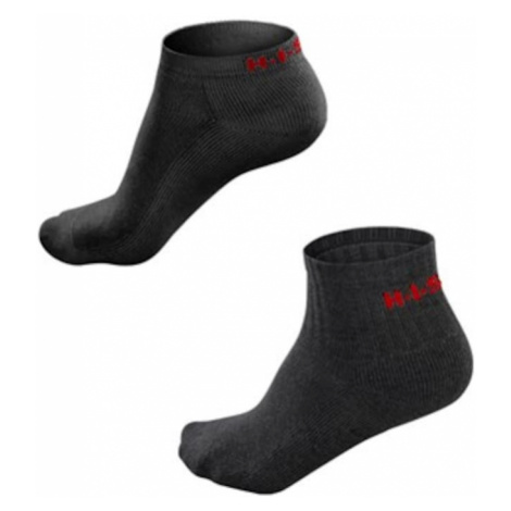 H.I.S Ponožky  čierna