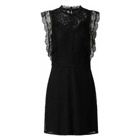 ONLY Kokteilové šaty 'KARO'  čierna