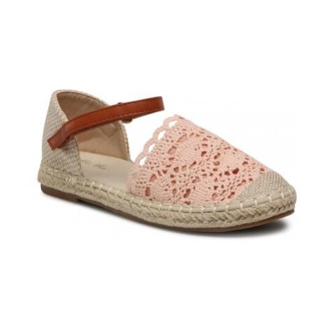 Sandále Nelli Blu CSK1576-02 Ekologická koža/-Ekologická koža