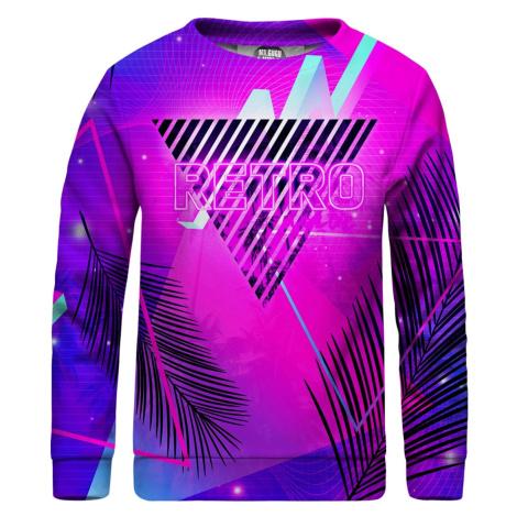 Mr. GUGU & Miss GO Unisex's Sweater KS-PC1333 Violet
