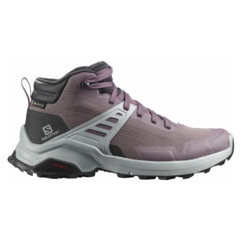 Salomon X RAISE MID GTX W - Dámska turistická obuv