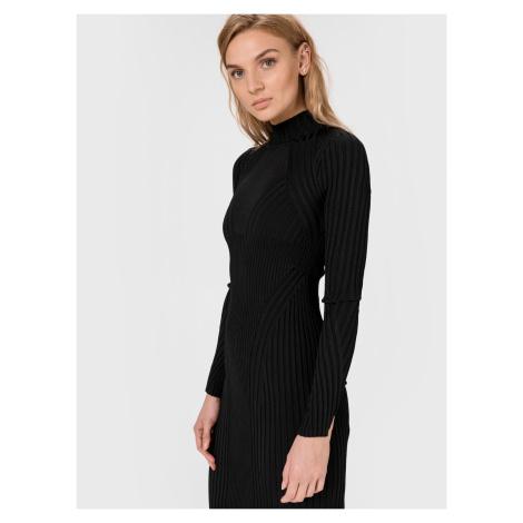 Šaty Versace Jeans Couture Čierna