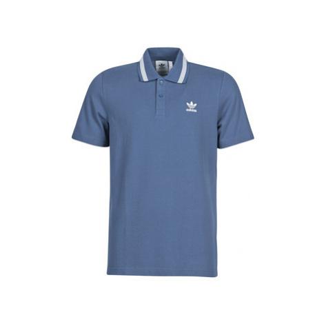 Adidas PIQUE POLO Modrá