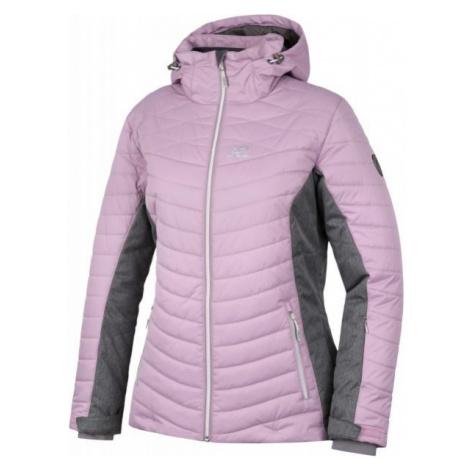 Hannah BALAY svetlo ružová - Dámska lyžiarska bunda