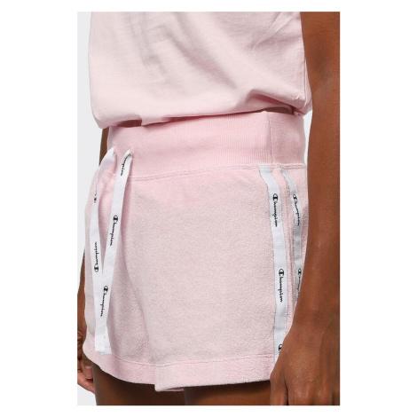 Champion šortky dámske - svetlo ružová Veľkosť: XS