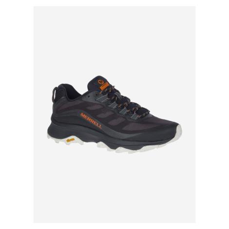 Moab Speed Outdoor obuv Merrell Čierna