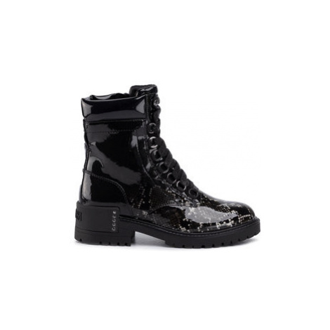 SuperTrash Outdoorová obuv Bibi High Ext W 1941 006803 Čierna