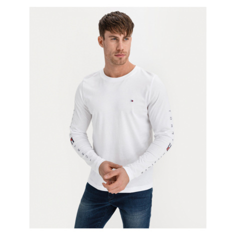 Tommy Hilfiger Essential Tričko Biela