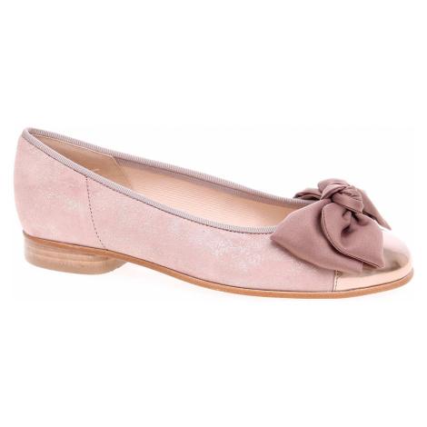 Dámské baleriny Gabor 85.106.64 rame-engl.rose 85.106.64