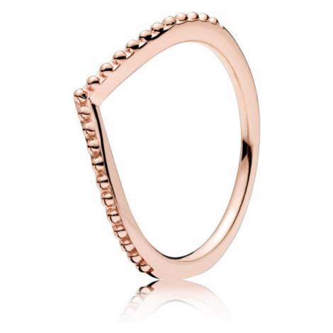 Pandora Elegantný Boazovej prsteň 52 mm